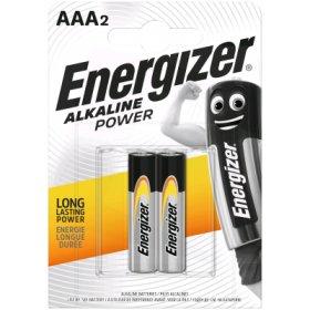 Maitinimo elementai ENERGIZER 2 vnt. AAA, LR03 BEAB2-LR03,