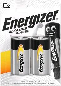 Maitinimo elementai ENERGIZER 2 vnt. C LR14 BEAB3-LR14