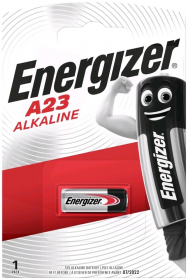 Maitinimo elementai ENERGIZER 1 vnt.  E23A BEFA2-E23A,,