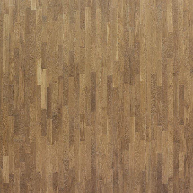 Parketlentė FOCUS FLOOR Calima, 2266 x 188 x 14 mm, 3,410 m2/dėž., 3 juostos, balta alyva, ąžuolas