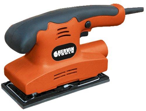 Vibracinis šlifuoklis HERVIN TOOLS (VIBS-150W) galia 150 W, padas 90x187mm.