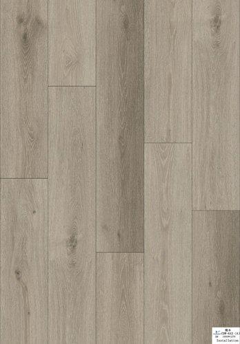 Vinilinė grindų danga APEX 643A-05, 1220 x 182 x 4,2 mm, 32 klasė, V4, 2,442 m2/dėž., su paklotu EVA, Lombardijos ąžuolas