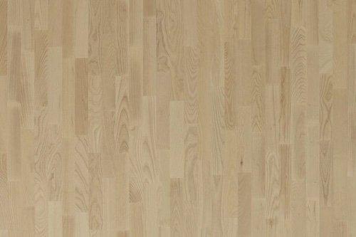 Parketlentė FOCUS FLOOR Prime, 2266 x 188 x 14 mm, 3,410 m2/dėž., 3 juostos, blizgus lakas, uosis
