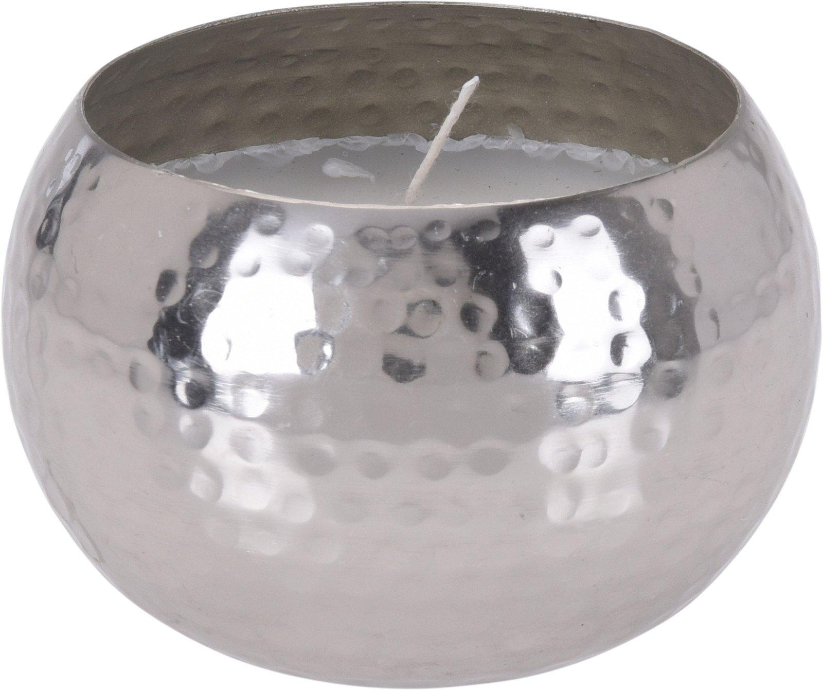 Žvakė sidabriniame burbule