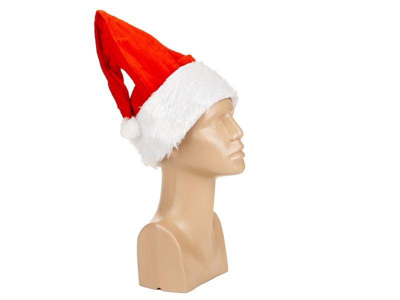 Dekoratyvinė Kalėdų senelio kepurė