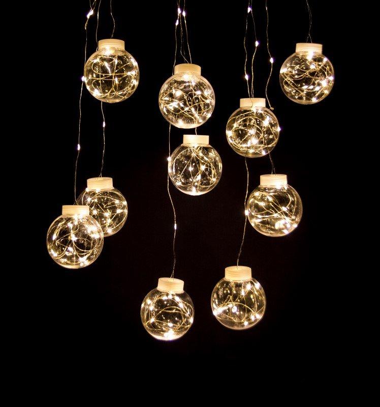 LED šviečianti dekoracija SUNLUX IC 001-108L