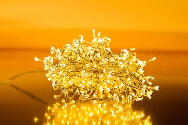 LED elektrinė girlianda SUNLUX SUNLUX 9C 360FW-WW