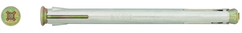 Staktų inkarai KOELNER 10 x 92 mm, 4 vnt