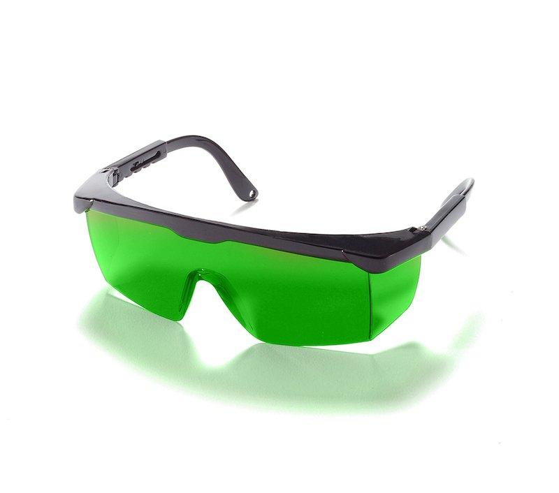 Akiniai žaliam lazeriui KAPRO
