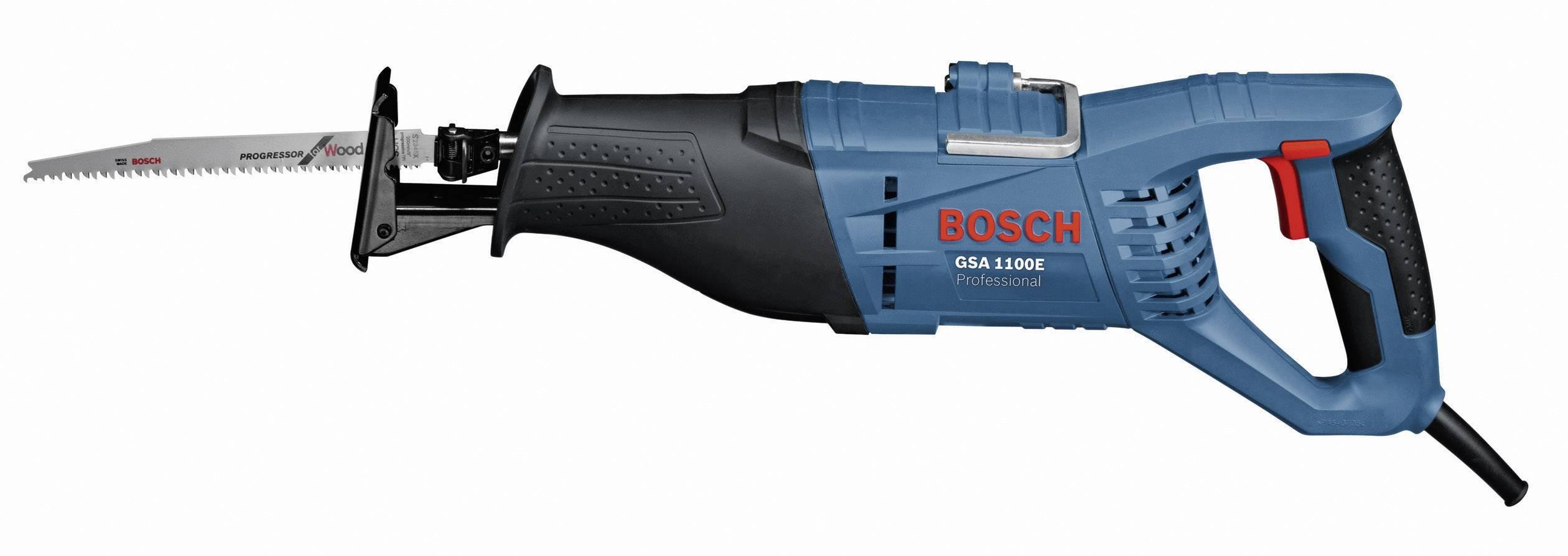 Tiesinis pjūklas BOSCH GSA 1100 E
