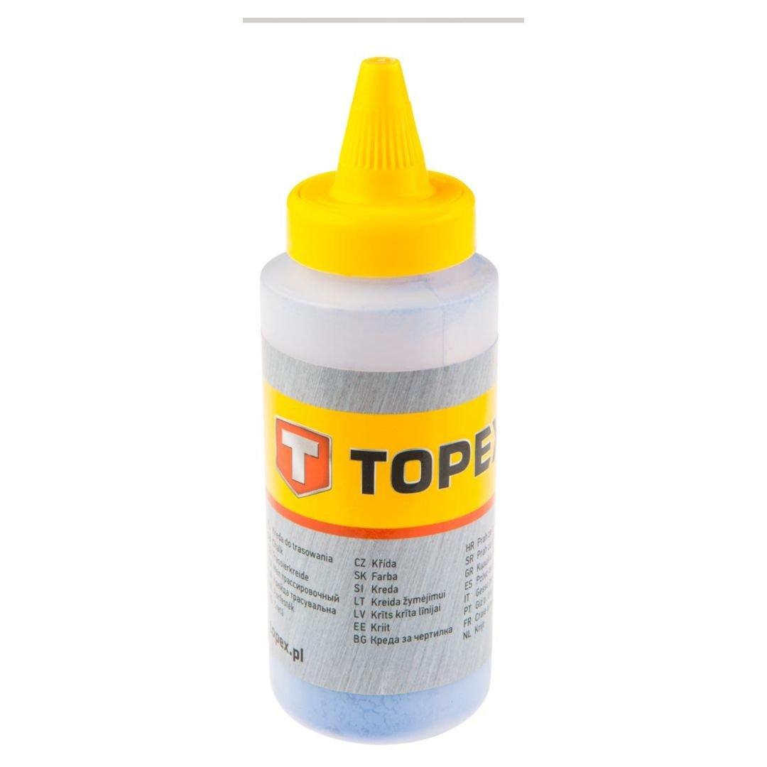 Žydra kreida TOPEX 30C616 115 g.