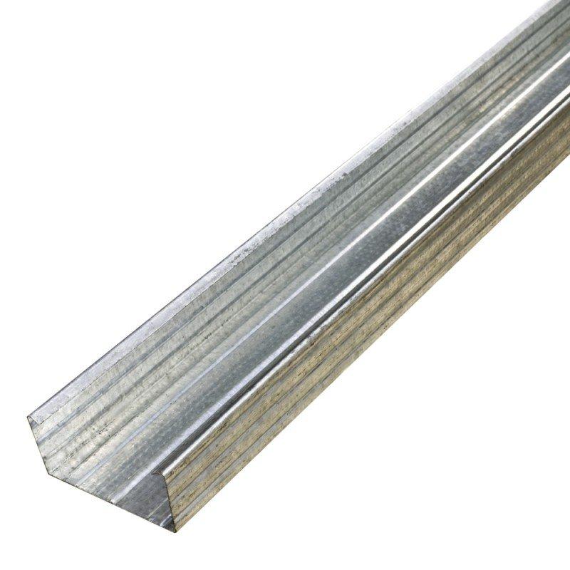 Lubinis - sieninis profilis  Profiline CD60 Matmenys 60 x 27 x 0,6 mm, ilgis - 3 m