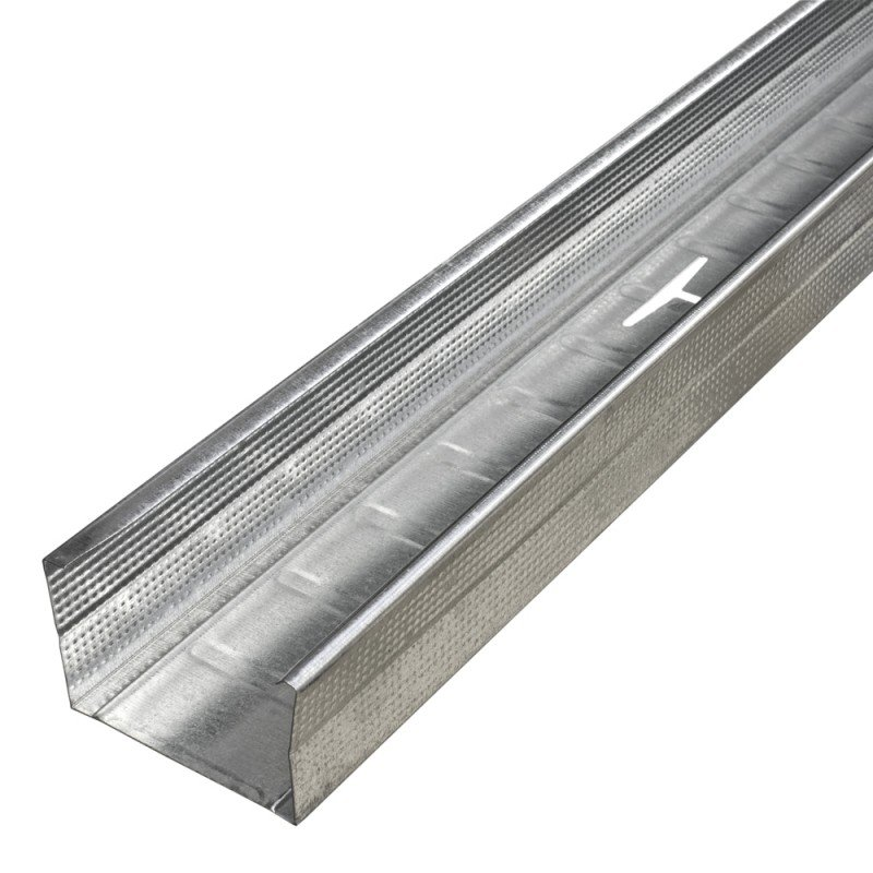 Vertikalus profilis  CW-75/50 Ilgis 4 m