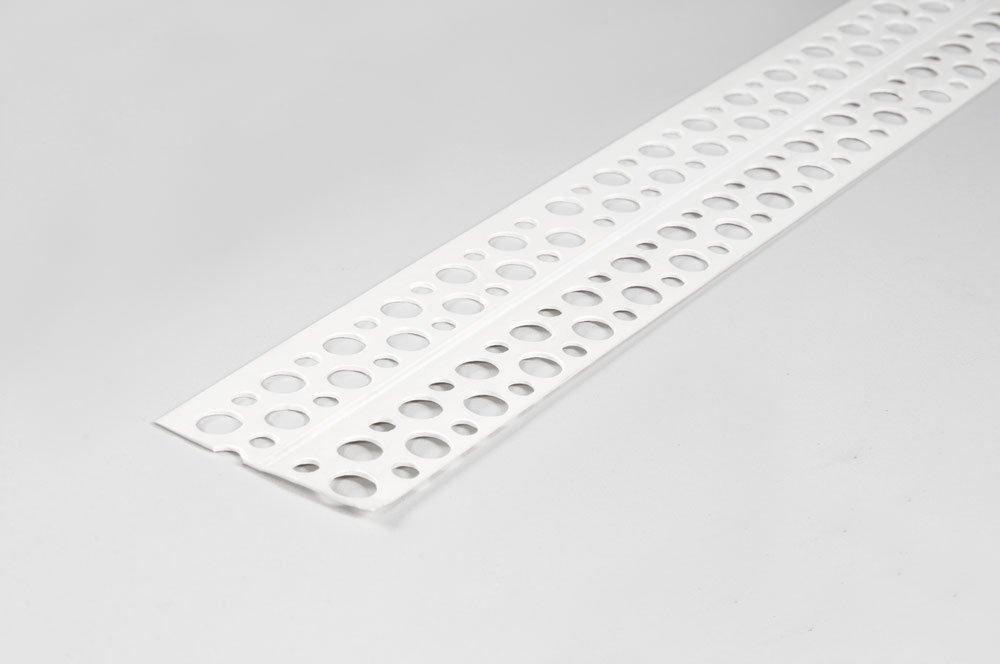 PVC universalus glaistymo kampas   Ilgis 3 m