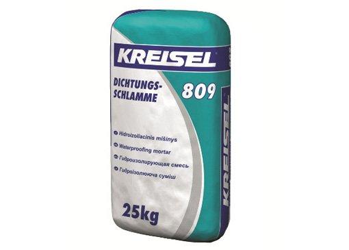 Hidroizoliacinis mišinys  KREISEL Dichtschlamme 809, 25 kg