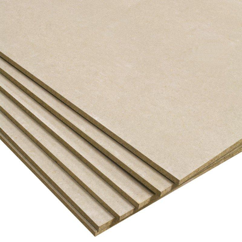 Cemento drožlių plokštė CDP BZS, 2600x1200x12mm