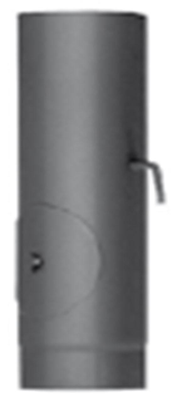 Kamino vamzdis JEREMIAS d160, L-0,3m, su sklende ir pravala, 32165