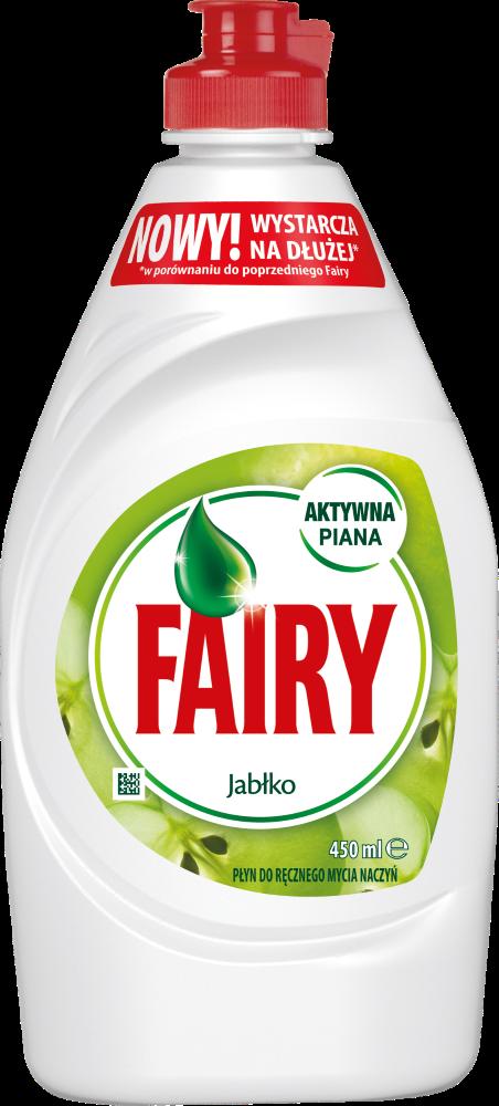 Indų ploviklis FAIRY Apple, 450 ml