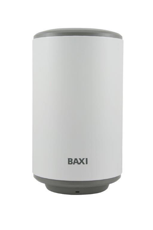 Elektrinis vandens šildytuvas BAXI SR501 Talpa 10 L, galia 1,2 kW, montuojamas virš kriauklės