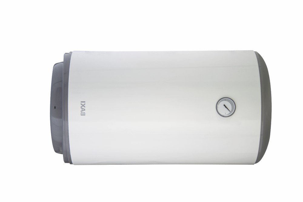 Elektrinis vandens šildytuvas BAXI SO580 Talpa 80L, 1,2kW, horizontalus