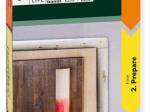 Stačiakampių šlifavimo kempinėlių rinkinys BOSCH Edge, 69 x 97 x 26 mm, 3 vnt.