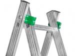 Universalios aliumininės kopėčios HERVIN TOOLS AC0209A