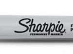 Žymeklis SHARPIE FIN FIN, 09-810930 1 mm, juodas.